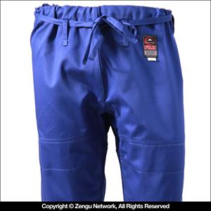 Separate BJJ Pants (Blue)